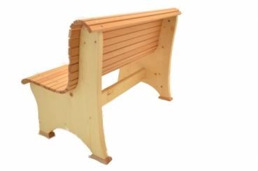 gartenbank f r kinder aus holz kaufdirwas holzspielzeug deko und geschenkartikel. Black Bedroom Furniture Sets. Home Design Ideas