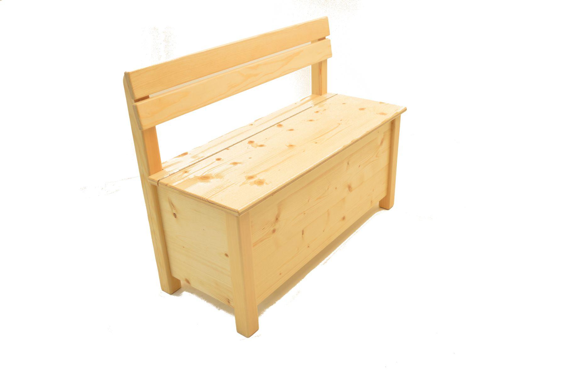 Truhenbank für Kinder aus Massivholz - Kaufdirwas  Holzspielzeug ...