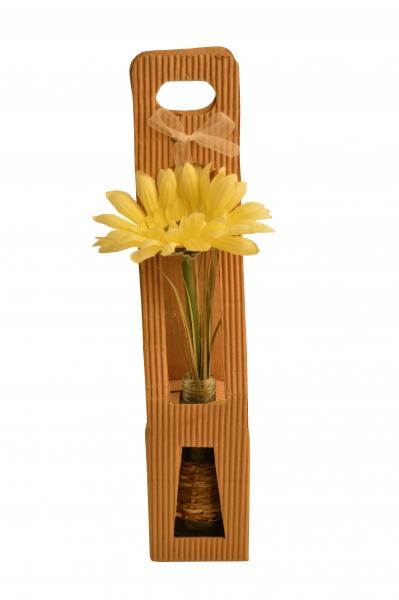 deko blume gelb kaufdirwas holzspielzeug deko und. Black Bedroom Furniture Sets. Home Design Ideas