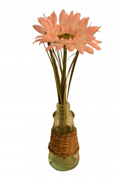 deko blume rosa kaufdirwas holzspielzeug deko und. Black Bedroom Furniture Sets. Home Design Ideas