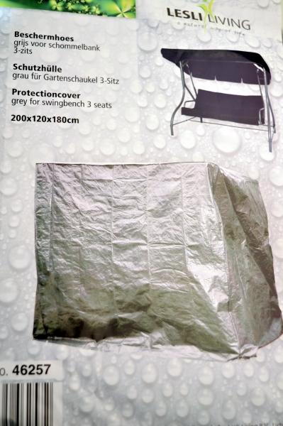 schutzhuelle fuer gartenschaukel 3 sitz kaufdirwas. Black Bedroom Furniture Sets. Home Design Ideas