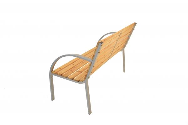 Gartenbank aus Holz - Kaufdirwas | Holzspielzeug Deko und ...